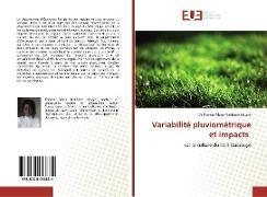 Cover-Bild zu Variabilité pluviométrique et impacts von Ndiaye, Thérèse Marie Ndébane