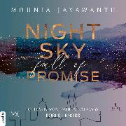Cover-Bild zu Nightsky Full Of Promise - Berlin Night, Teil 1 (Ungekürzt) (Audio Download) von Jayawanth, Mounia