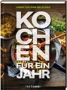 Cover-Bild zu Kochen für ein Jahr von Frenzel, Ralf (Hrsg.)