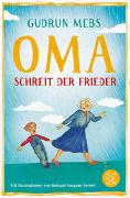 Cover-Bild zu »Oma!«, schreit der Frieder von Mebs, Gudrun