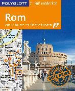Cover-Bild zu POLYGLOTT Reiseführer Rom zu Fuß entdecken (eBook) von Groß, Nikolaus