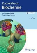 Cover-Bild zu Kurzlehrbuch Biochemie von Königshoff, Melanie