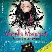 Cover-Bild zu Mirella Manusch - Hilfe, mein Kater kann sprechen! von Barns, Anne