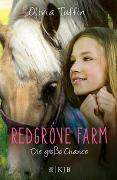 Cover-Bild zu Redgrove Farm - Die große Chance von Tuffin, Olivia