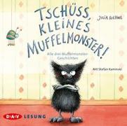 Cover-Bild zu Tschüss, kleines Muffelmonster! von Boehme, Julia