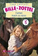 Cover-Bild zu Bille und Zottel Bd. 05 - Ferien hoch zu Ross (eBook) von Caspari, Tina