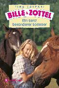 Cover-Bild zu Bille und Zottel - Ein ganz besonderer Sommer (eBook) von Caspari, Tina