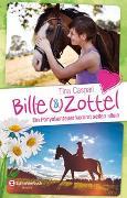 Cover-Bild zu Bille und Zottel - Ein Ponyabenteuer kommt selten allein von Caspari, Tina