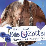 Cover-Bild zu Pferdeliebe auf den ersten Blick - Bille und Zottel 1 (Ungekürzt) (Audio Download) von Caspari, Tina