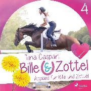 Cover-Bild zu Applaus fur Bille und Zottel - Bille und Zottel 4 (Ungekürzt) (Audio Download) von Caspari, Tina