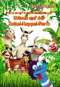 Cover-Bild zu Farbenstopf vom Sockenstrumpf - Urlaub auf der Zottel-Koppel-Farm (eBook) von Kosel, Peggy
