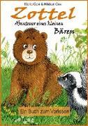 Cover-Bild zu ZOTTEL - Abenteuer eines kleinen Bären (eBook) von Covi, Hildrun