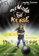 Cover-Bild zu Die Wilden Kerle - Vanessa, die Unerschrockene (Band 3) (eBook) von Masannek, Joachim