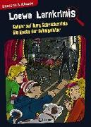 Cover-Bild zu Loewe Lernkrimis - Gefahr auf Burg Schreckenfels / Die Rache der Schulgeister von Neubauer, Annette