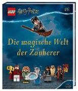 Cover-Bild zu LEGO® Harry Potter? Die magische Welt der Zauberer von Dowsett, Elizabeth