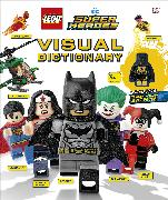 Cover-Bild zu LEGO DC Comics Super Heroes Visual Dictionary von Dowsett, Elizabeth