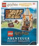 Cover-Bild zu LEGO® Harry Potter? Abenteuer selbst gebaut! von Dowsett, Elizabeth