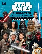 Cover-Bild zu Star Wars Character Encyclopedia Updated And Expanded Edition von Beecroft, Simon