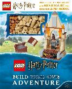 Cover-Bild zu LEGO Harry Potter Build Your Own Adventure von Dowsett, Elizabeth