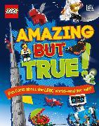 Cover-Bild zu LEGO Amazing But True von Dowsett, Elizabeth