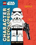 Cover-Bild zu LEGO Star Wars Character Encyclopedia New Edition von Dowsett, Elizabeth
