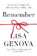 Cover-Bild zu Remember von Genova, Lisa