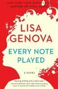 Cover-Bild zu Every Note Played (eBook) von Genova, Lisa