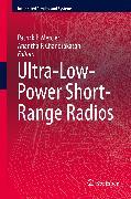 Cover-Bild zu eBook Ultra-Low-Power Short-Range Radios