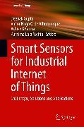 Cover-Bild zu Smart Sensors for Industrial Internet of Things (eBook) von Gupta, Deepak (Hrsg.)