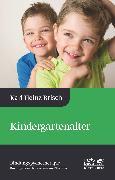 Cover-Bild zu Kindergartenalter (Bindungspsychotherapie) (eBook) von Brisch, Karl Heinz