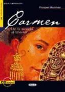 Cover-Bild zu Merimee, Prosper: Carmen+cd
