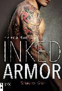 Cover-Bild zu Inked Armor - Schwarze Tränen (eBook) von Hunting, Helena