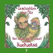 Cover-Bild zu Geschichten aus Ötz, Folge 7: Der kleine grüne Kobolt und das Kuckucksei (Audio Download) von Schamberger, Lisa