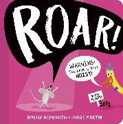 Cover-Bild zu Roar! von Hepworth, Amelia