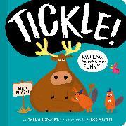 Cover-Bild zu TICKLE! von Hepworth, Amelia