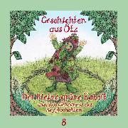 Cover-Bild zu Geschichten aus Ötz, Folge 8: Der kleine grüne Kobolt und das Geheimnis des Kryptochokters (Audio Download) von Schamberger, Lisa
