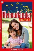 Cover-Bild zu Autoren, Diverse: Heimatkinder Staffel 3 - Heimatroman (eBook)