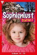 Cover-Bild zu Autoren, Diverse: Sophienlust Staffel 7 - Familienroman (eBook)