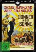 Cover-Bild zu Donner in der Sonne von Susan Hayward (Schausp.)