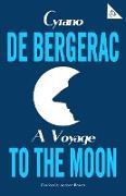 Cover-Bild zu Voyage to the Moon (eBook) von Bergerac, Cyrano De