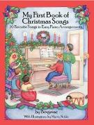 Cover-Bild zu First Book of Christmas Songs (eBook) von Bergerac (Hrsg.)