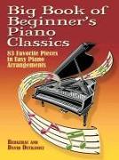 Cover-Bild zu Big Book of Beginner's Piano Classics von Bergerac