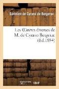 Cover-Bild zu Les Oeuvres Diverses de M. de Cyrano Bergerac von de Cyrano de Bergerac, Savinien