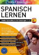Cover-Bild zu Spanisch lernen für Einsteiger 1+2 (ORIGINAL BIRKENBIHL) von Birkenbihl, Vera F.