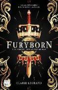 Cover-Bild zu Furyborn 1. El Origen de Las DOS Reinas von Legrand, Claire