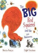 Cover-Bild zu The Big Red Squirrel and the Little Rhinoceros (eBook) von Damjan, Mischa