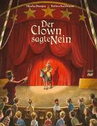 Cover-Bild zu Der Clown sagte Nein von Damjan, Mischa