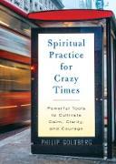 Cover-Bild zu Spiritual Practice for Crazy Times (eBook) von Goldberg, Philip