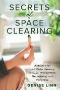Cover-Bild zu Secrets of Space Clearing (eBook) von Linn, Denise