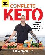 Cover-Bild zu Complete Keto (eBook) von Manning, Drew